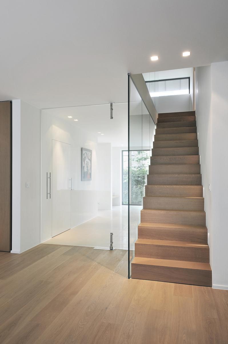 Klanten getuigen trappen teck tevreden klanten getuigen for Modern trap